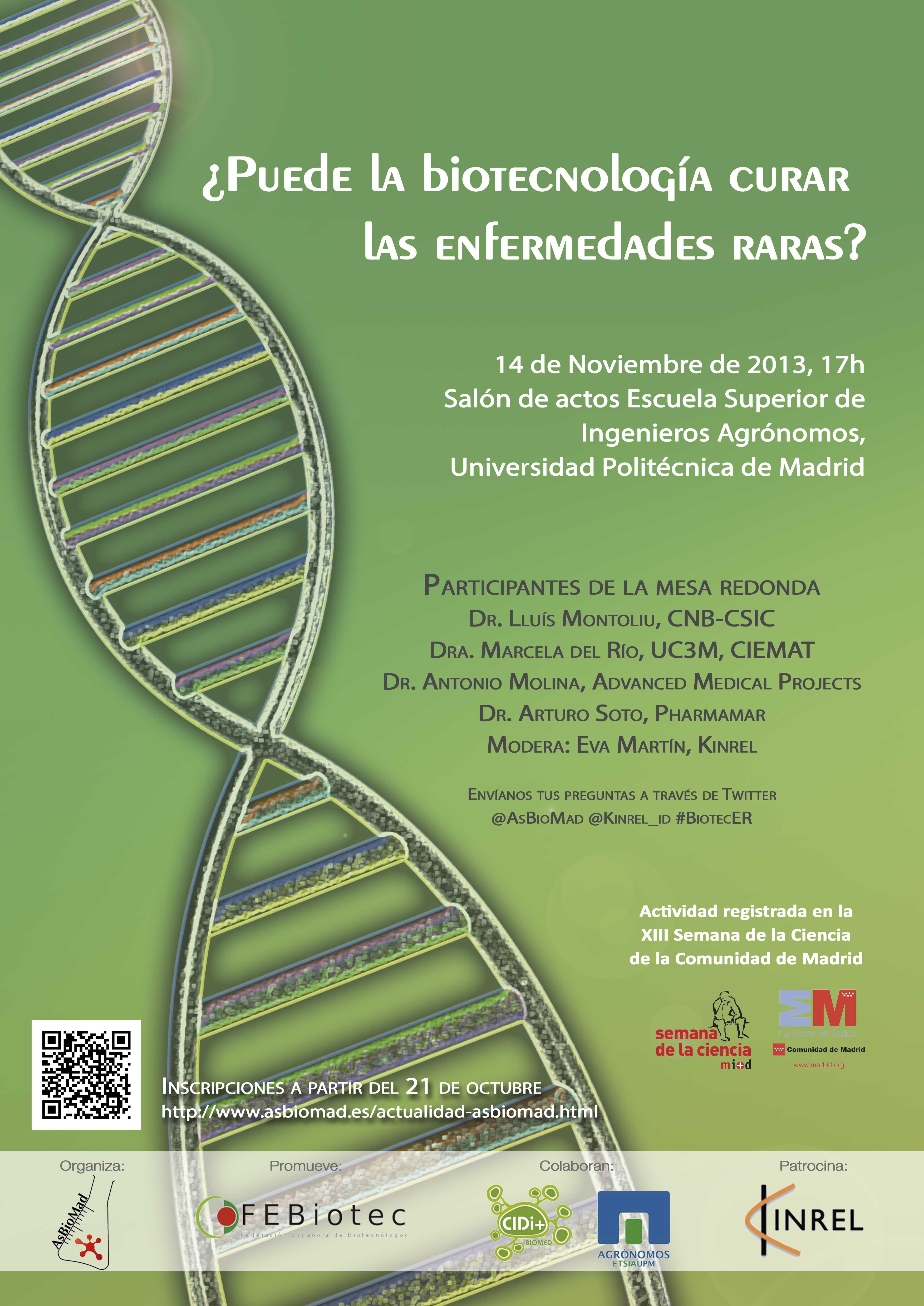 Poster Semana de la Ciencia